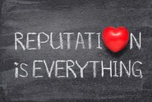 Reputation Is Heart