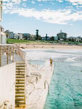 View Of Bondi Beach And Ocean Pool