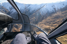 Helicopter Ride Over New Zeala...