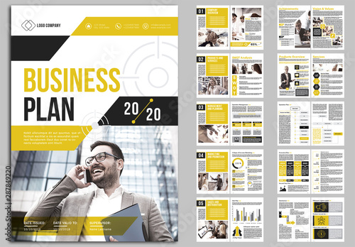 Sample Business Plan: An Example