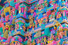 Beautiful Thiruvanaikoil Hindu...