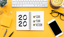 2020 New Year Goal,plan,action...