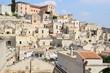 historyczne miasto Matera, Włochy