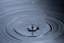 Rain Drop Water Splash