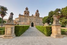 Basilica Of Santa Maria De Los...