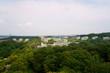高層棟から見たグリーンヒル寺田団地