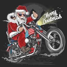SANTA CLAUS CHRISTMAS USA AMER...