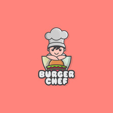 Icon Logo Of Little Chef And H...
