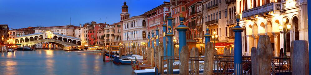 FototapetaRialto Bridge, Venice