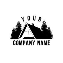 Black Cabin Logo