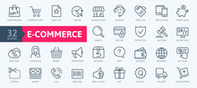 E-commerce, Online Shopping An...
