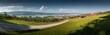 Panorama vom Untersee bei Steckborn