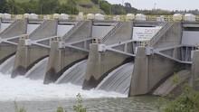 Nimbus Dam American River Wate...