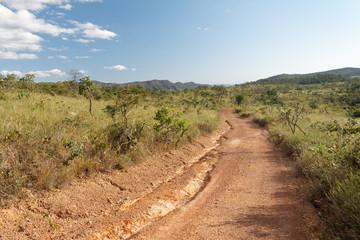 Cerrado w Brazylii
