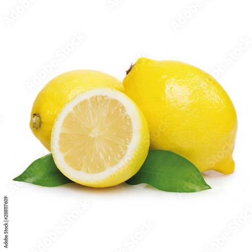 Fotografie, Obraz  Frutas de limones en el mercado
