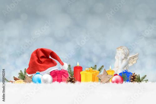 Photo sur Toile Les Textures Weihnachten 1285