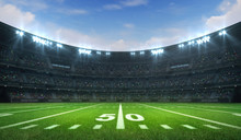 American Football League Stadi...