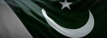 Pakistan Flag. Pakistani Web Banner.