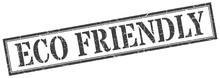 Eco Friendly Stamp. Eco Friend...