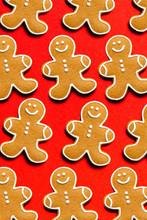 Gingerbread Man Pattern