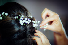 Hair Adornment For Wedding