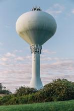 Municipal Water Tank