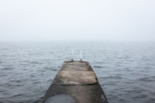 Into The Fog