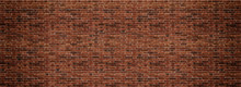Red Brick Wall. Texture Of Old...