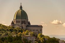 Saint Joseph's Oratory In Montreal, Canada