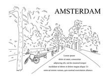 Advertising Poster Sketch Park...