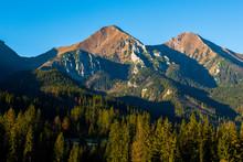 Mountains Of Belianske Tatry, ...