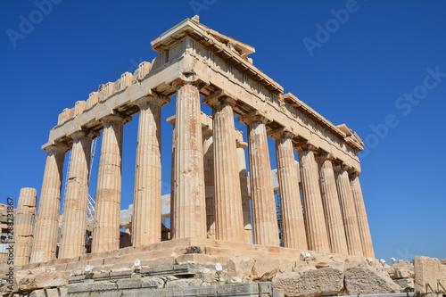 Tuinposter Athene Acropole Athènes Grèce