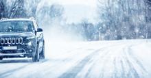 Winter, Snow, Blizzard, Poor V...