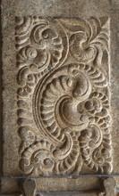 Stone Carving Pillars In Hindu...