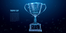 Trophy Cup. Abstract Image Of ...