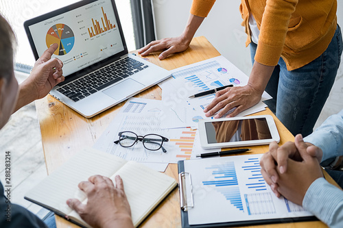 Cuadros en Lienzo  Business concept