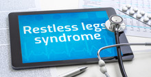 The Word Restless Legs Syndrom...