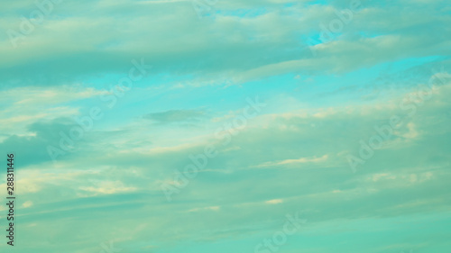 Photo sur Aluminium Vert corail Big clouds with blue sky, Blue sky background with clouds, Blue sky, clouds, background screen, background sky, nature, romance, air, background clouds, summer, spring, season, beauty, life