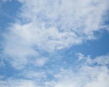 Altocumulus Cloud On Beautiful...