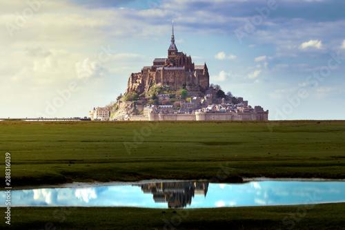 Fotografia Mont Saint Michel