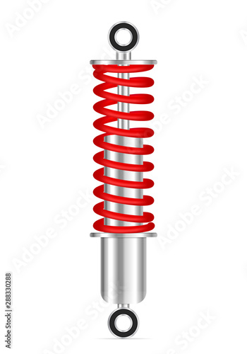 Photo Shock absorber
