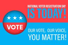 National Voter Registration Da...