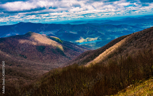 Gap In The Moutains