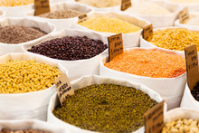 Photograph Of Some Spices Disp...