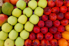 Detail Of  Fruit Stall At The ...