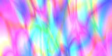 Bright Gradient Tie Dye Backgr...