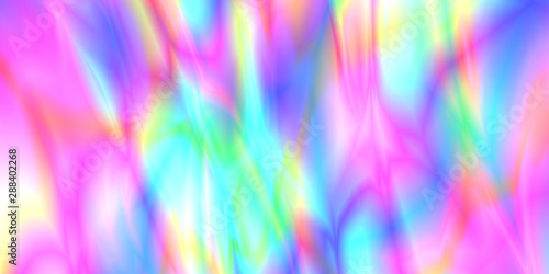 Obraz bright gradient tie dye background - fototapety do salonu