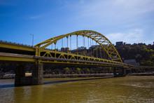 Fort Pitt Bridge, Pittsburgh, Pennsylvania