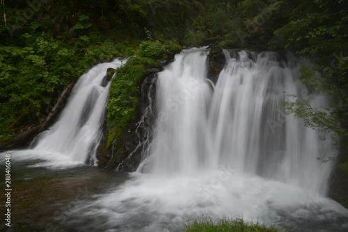 Alaska Waterfall