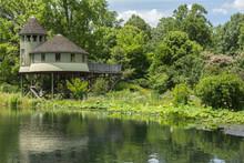 Lewis Ginter Botanical Garden, Richmond, Virginia, USA